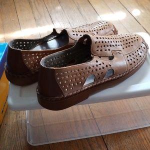 Rieker Antistress Deck Shoes